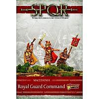 Vorbestellung - WG/SPQR: Macedonian Royal Guard Command