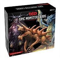 D&D/RPG: Monster Cards: Epic Monsters