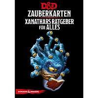 Vorbestellung - D&D/RPG: Xanathar Kartenset