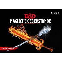 Vorbestellung - D&D/RPG: Magische Gegenstände Deck (de)