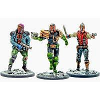 WG/JD: Judge Dredd Model Preview Pack