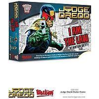 Vorbestellung - WG/JD: Judge Dredd starter game