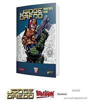 Vorbestellung - WG/JD: Judge Dredd rulebook