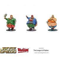 Vorbestellung - WG/JD: The League of Fatties