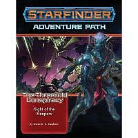 Vorbestellung - SF/RPG: Adventure Path: Flight of the Sleepers (The Threefold Conspiracy 2 of 6)