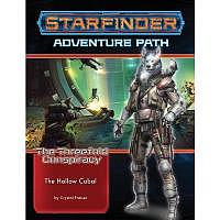 Vorbestellung - SF/RPG: Adventure Path: The Hollow Cabal (The Threefold Conspiracy 4 of 6)