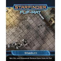 Vorbestellung - SF/RPG: Starfinder Flip-Mat: Stadium