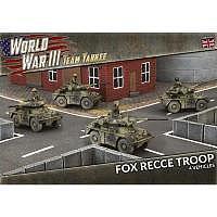 Vorbestellung - BF/TY: Fox Recce Troop (plastic)