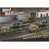 Vorbestellung - BF/TY: M270 MLRS Rocket Launcher Battery (Plastic)