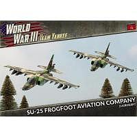Vorbestellung - BF/TY: SU-25 Frogfoot Aviation Company (plastic)