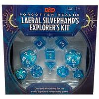 Vorbestellung - D&D/RPG: Forgotten Realms: Laeral Silverhand's Explorer's Kit
