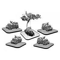 Vorbestellung - PP/MP: Scavenger Vans and Scrapper Green Fury Unit (metal)