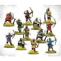 Vorbestellung - WG/SPQR: Dacian Tribesmen with Bows