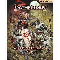 Vorbestellung - P2/RPG: Charakterbogenpack