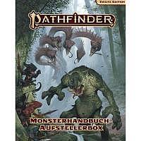 Vorbestellung - P2/RPG: Monsteraufstellerbox (Pawns)