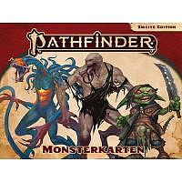 Vorbestellung - P2/RPG: Monsterkarten