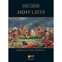 Vorbestellung - WG/HC: Army Lists: Biblical to Early Medieval
