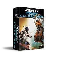 Vorbestellung - INF: Operation Kaldstrom Battle Pack with Kunai Solutions Mercenary Ninjas Exclusive Model
