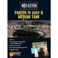 Vorbestellung - WG/BA: Panzer IV Ausf D