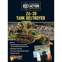 Vorbestellung - WG/BA: Soviet ZiS-30 Tank Destroyer