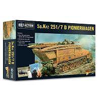 Vorbestellung - WG/BA: SD.kfz 251D Pioneerwagen