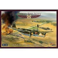 Vorbestellung - WG/BRS: German Junkers Ju 88C Squadron
