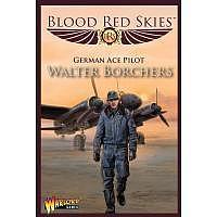 Vorbestellung - WG/BRS: German Ace Pilot: Walter Borchers