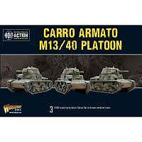 Vorbestellung - WG/BA: Carro Armato M13/40 platoon