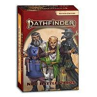Vorbestellung - P2/RPG: NPC Battle Cards
