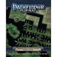 Vorbestellung - P2/RPG: Flip-Mat: Haunted Dungeons Multi-Pack