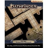 Vorbestellung - P2/RPG: Flip-Mat Classics: Cathedral