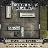 Vorbestellung - P2/RPG: Flip-Tiles: Urban Slums Expansion