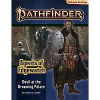Vorbestellung - P2/RPG: Adventure Path: Devil at the Dreaming Palace (Agents of Edgewatch 1 of 6)