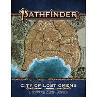 Vorbestellung - P2/RPG: City of Lost Omens Poster Map Folio