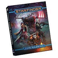 Vorbestellung - SF/RPG: Starfinder Core Rulebook Pocket Edition