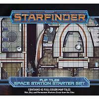 Vorbestellung - SF/RPG: Flip-Tiles: Space Station Starter Set