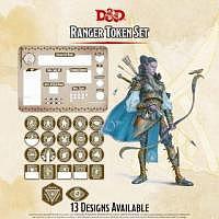 D&D/RPG: Ranger Token Set