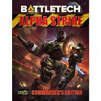 Vorbestellung - CAT/BT: Battletech Alpha Strike Commanders Edition Reprint