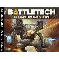 CAT/BT: Battletech Technical Readout Clan Invasion