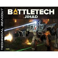 Vorbestellung - CAT/BT: Battletech Technical Readout Jihad
