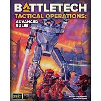 Vorbestellung - CAT/BT: Battletech Tactical Operations Advanced Rules