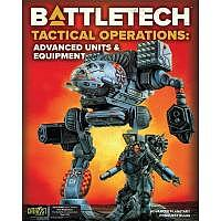 Vorbestellung - CAT/BT: Battletech Tactical Operations Advanced Units and Equipment