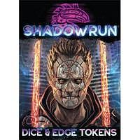 S6/RPG: Shadowrun Dice and Edge Tokens