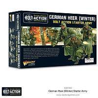 Vorbestellung - WG/BA: German Heer (Winter) Starter Army