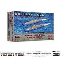 Vorbestellung - WG/VS: Admiral Graf Spee & Admiral Scheer