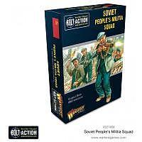 Vorbestellung - WG/BA: Soviet Peoples Militia squad