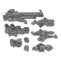 Vorbestellung - PP/WC: Strike Raptor A Weapon Pack – Marcher Worlds Pack (metal)