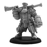 Vorbestellung PP/H: Brigadier General Gunnbjorn – Trollblood Warlock (metal)