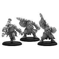 Vorbestellung PP/H: Trollkin Barrage Team – Trollblood Unit (metal)