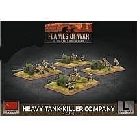 Vorbestellung - BF/FoW4: Soviet LW Heavy Tank-Killer Company